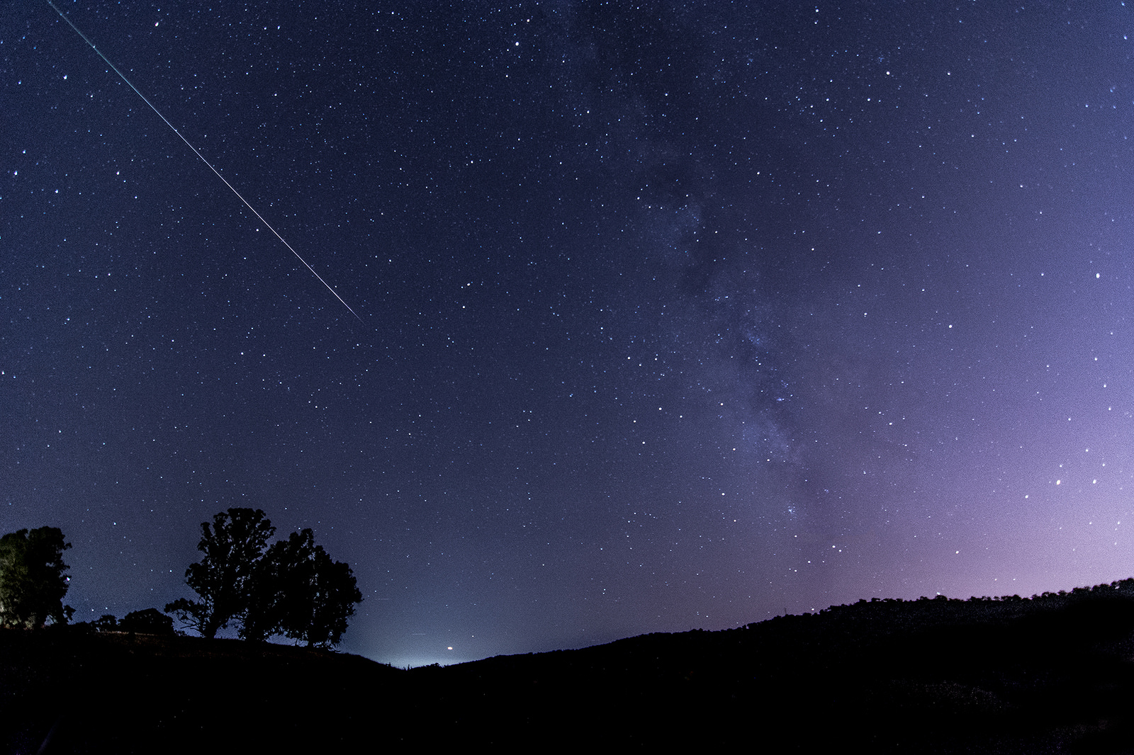 Perseid by william lam