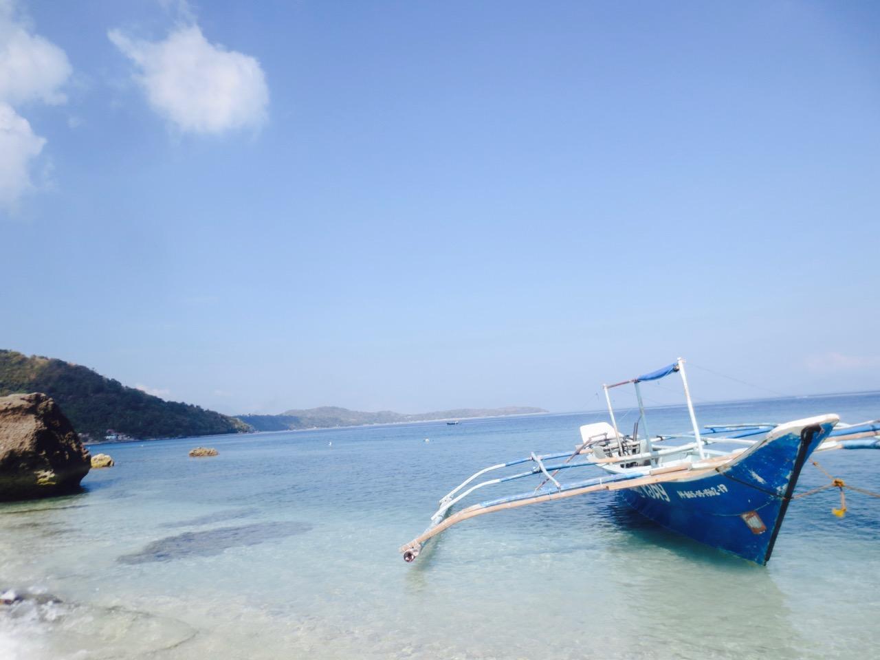 Verde Island boat