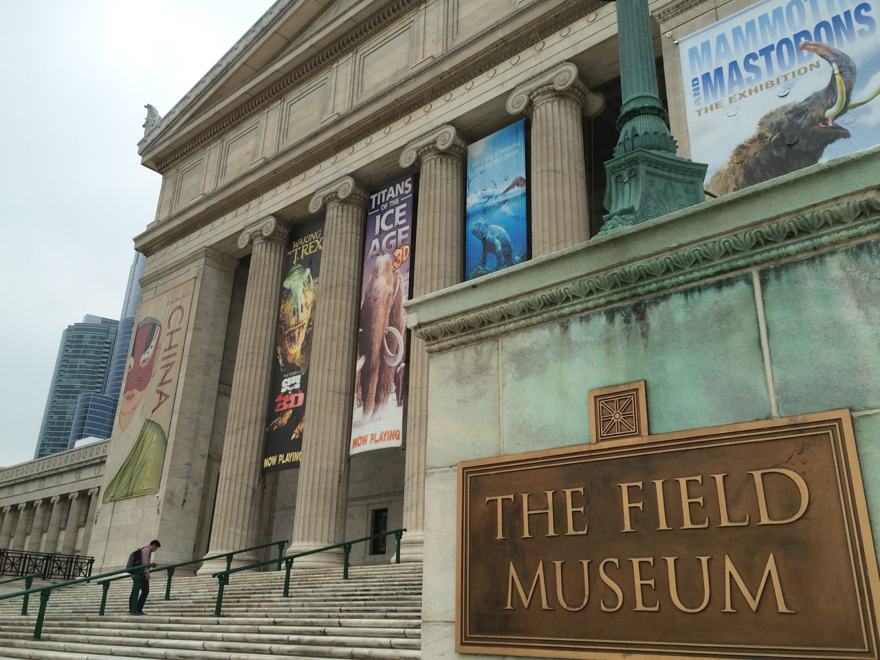 Field Museum Front