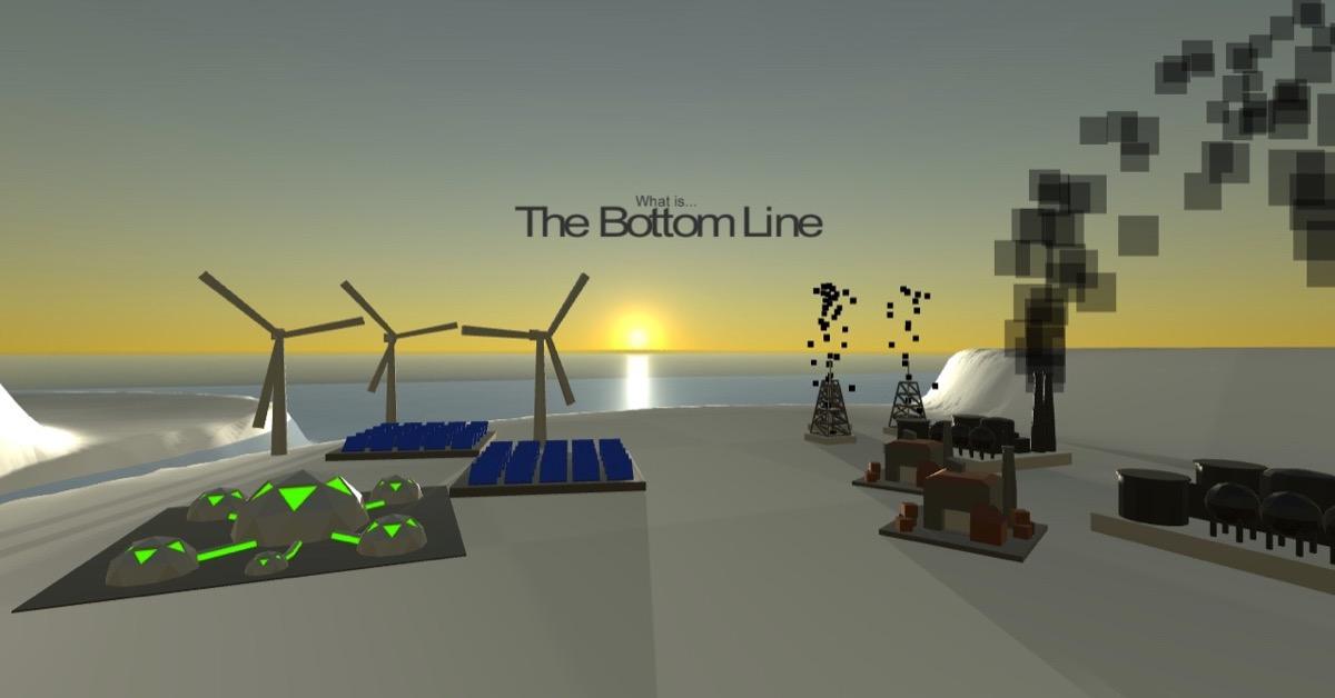 The Bottom Line-1200