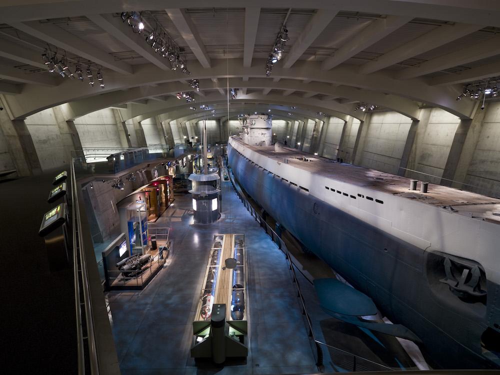 U-505_ExhibitOverview med