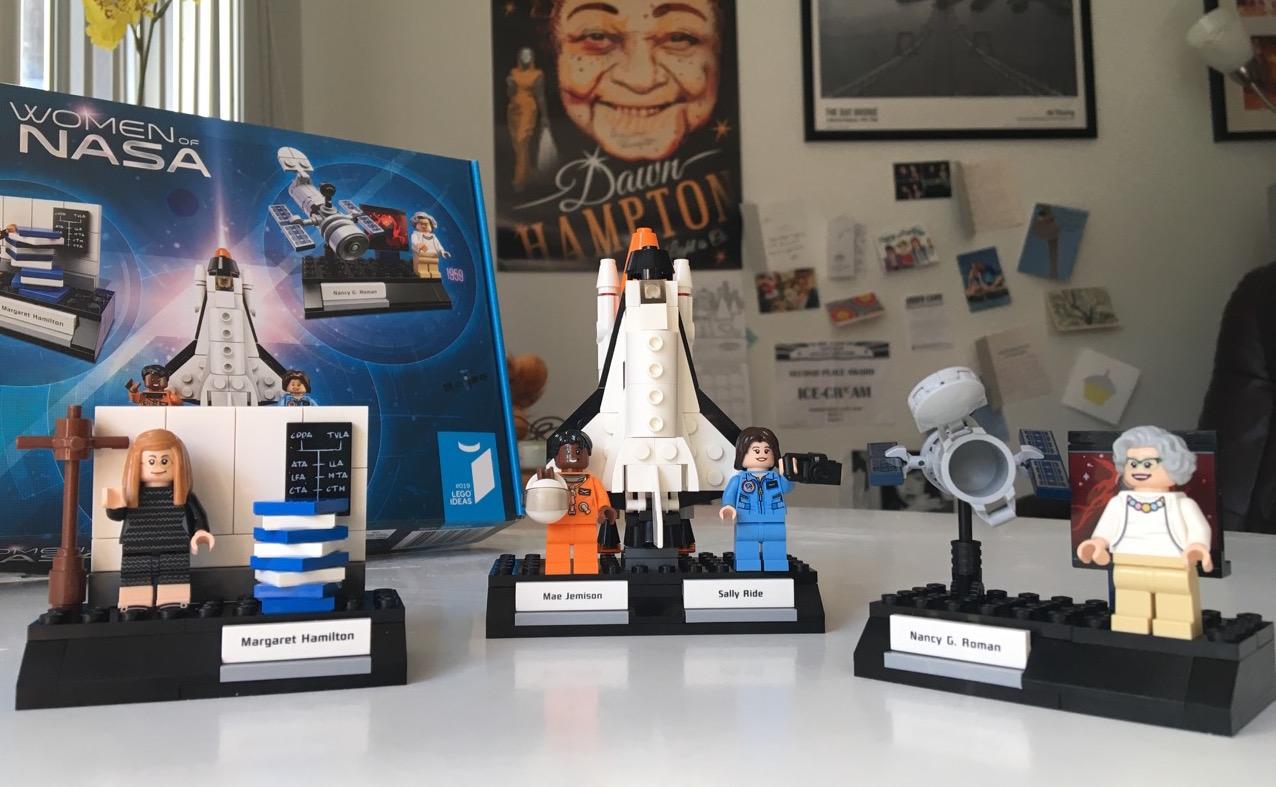 Women of NASA kit