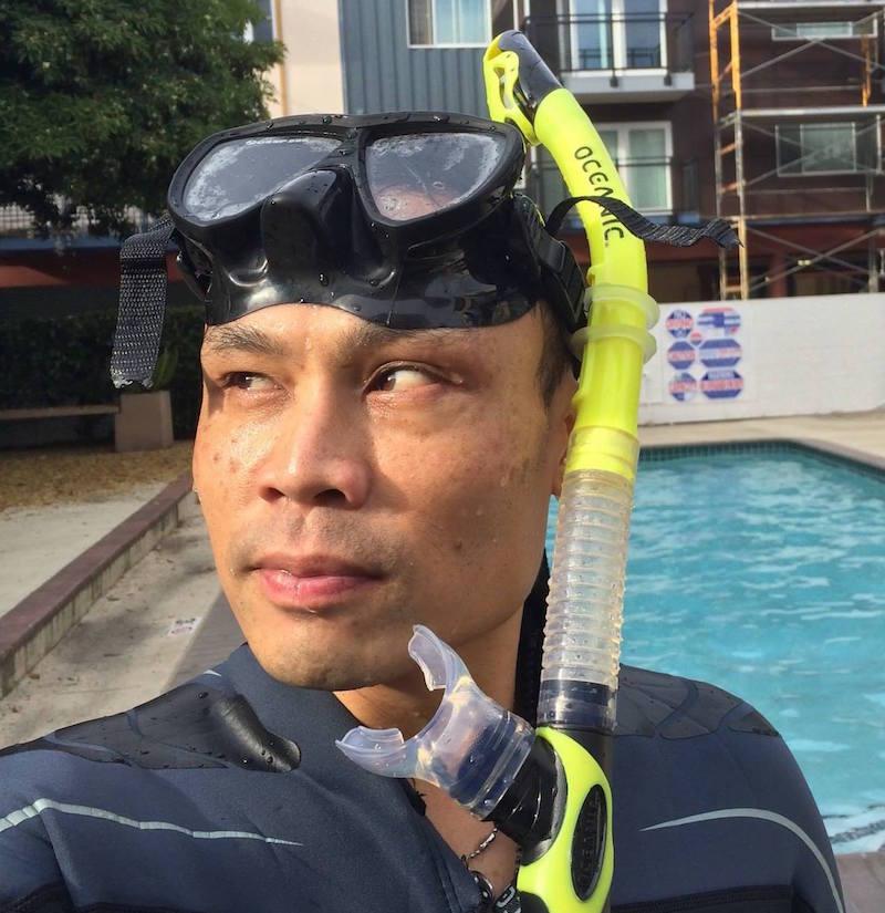 Rik wetsuit test crop