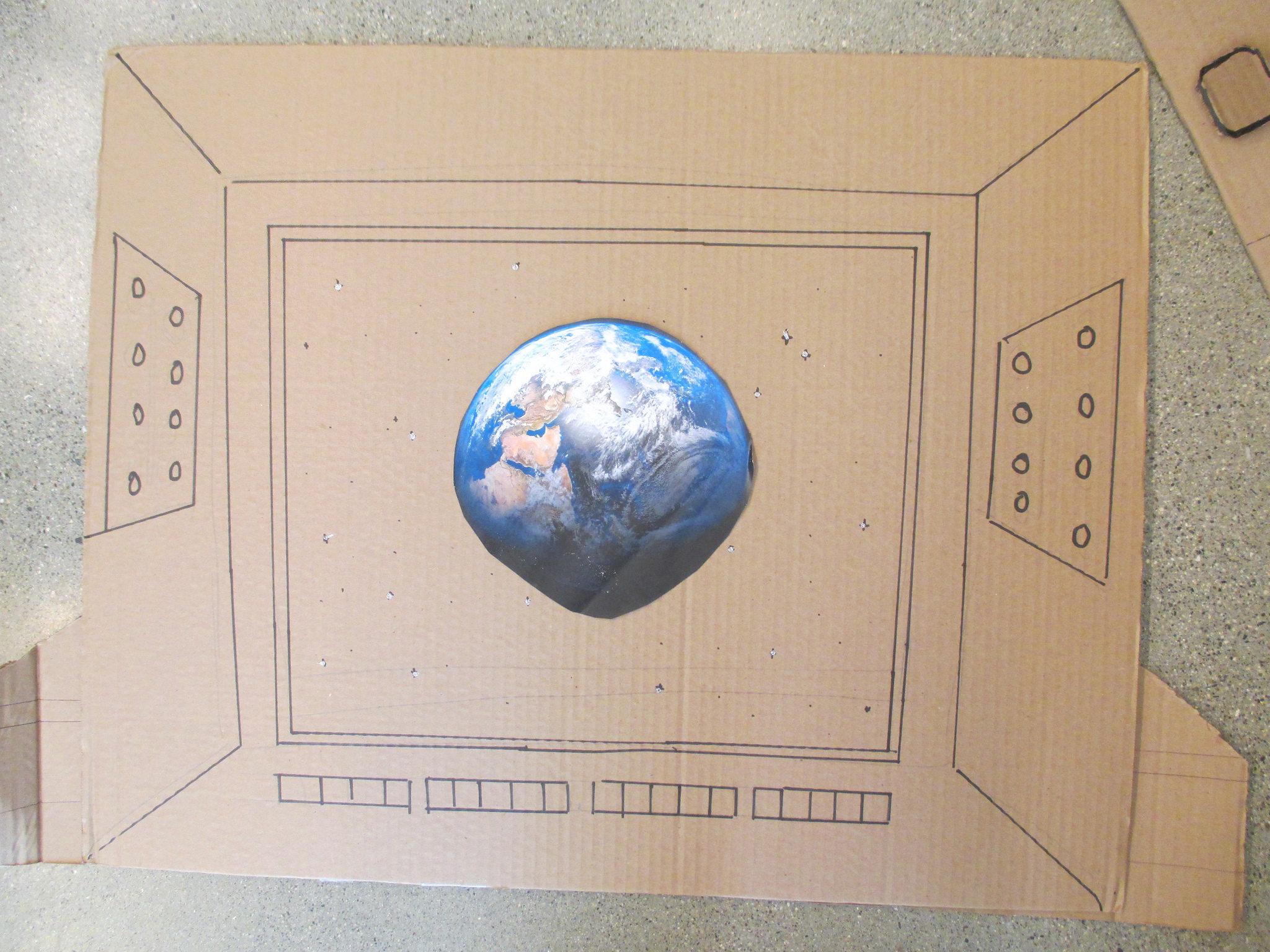 Spaceteam viewscreen