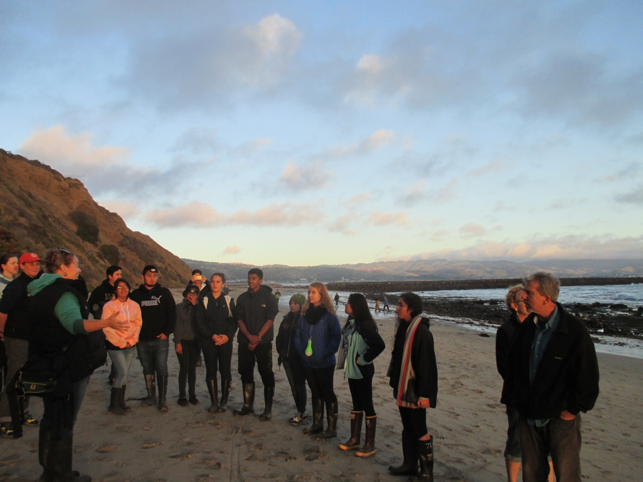 Tidepooling briefing
