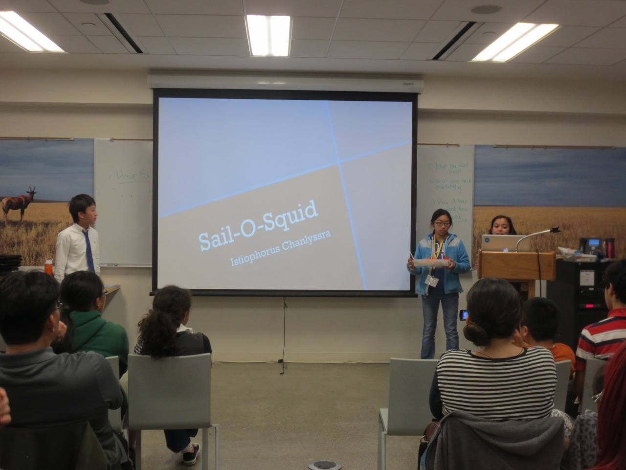 Sailosquid final presentation